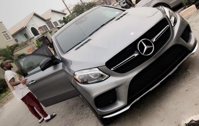 Davido worth autos post for Mercedes benz net worth 2017